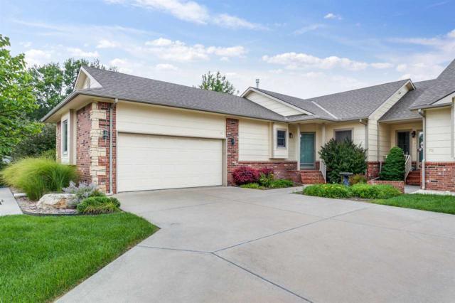 342 N Lioba Dr  7C, Andover, KS 67002 (MLS #556465) :: Select Homes - Team Real Estate