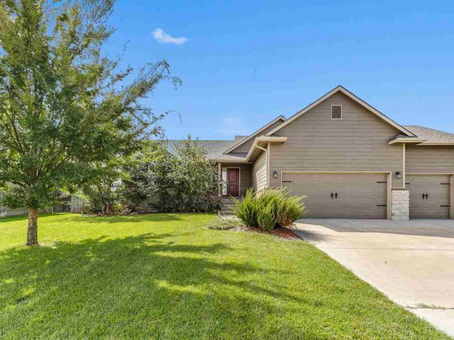 10917 W Hampton Lakes St, Maize, KS 67101 (MLS #556477) :: Select Homes - Team Real Estate