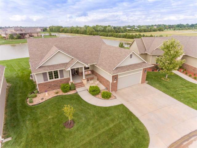 11206 W Mark Randal St, Wichita, KS 67205 (MLS #556879) :: Better Homes and Gardens Real Estate Alliance