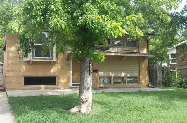 2228 S Everett, Wichita, KS 67217 (MLS #556958) :: Select Homes - Team Real Estate