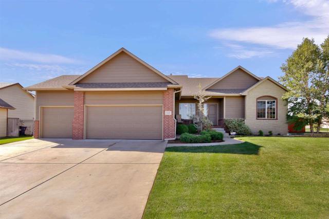12603 E Woodspring, Wichita, KS 67226 (MLS #557116) :: Select Homes - Team Real Estate