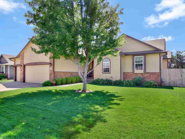 10909 W Bristlecone, Wichita, KS 67205 (MLS #557142) :: Select Homes - Team Real Estate