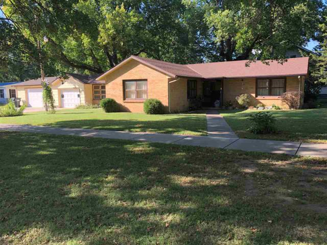 103 W College St, Oxford, KS 67119 (MLS #557173) :: On The Move