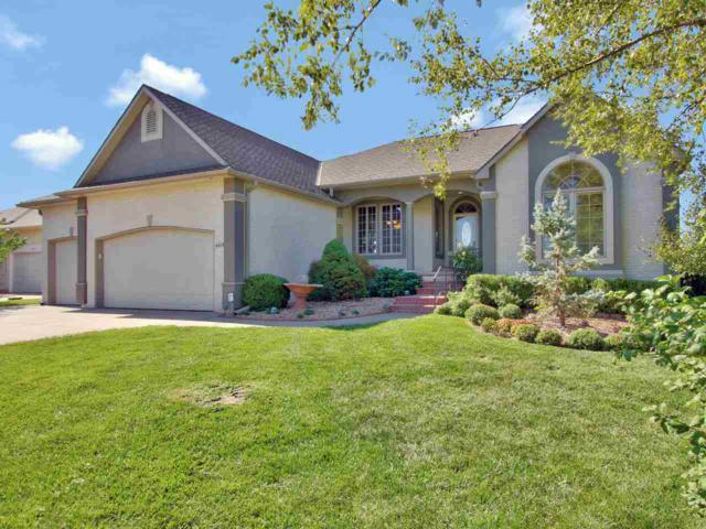 6615 W Briarwood Cir, Wichita, KS 67212 (MLS #557316) :: On The Move