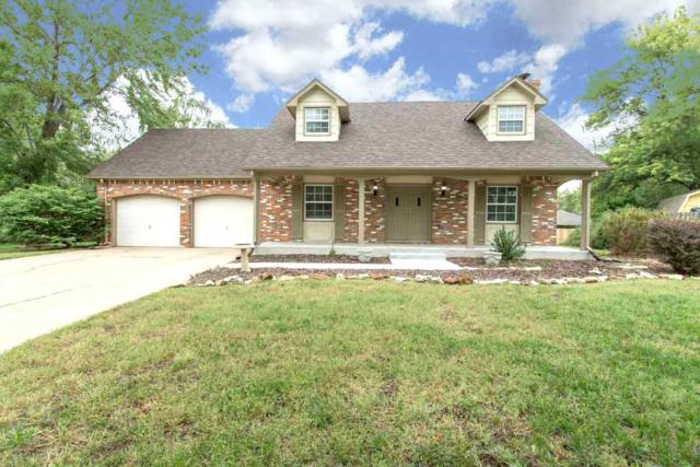 8500 E Arthur Cir, Wichita, KS 67207 (MLS #557359) :: Select Homes - Team Real Estate