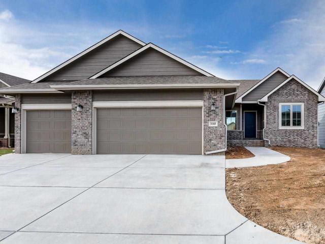 3103 N Cortina, Wichita, KS 67205 (MLS #557385) :: On The Move