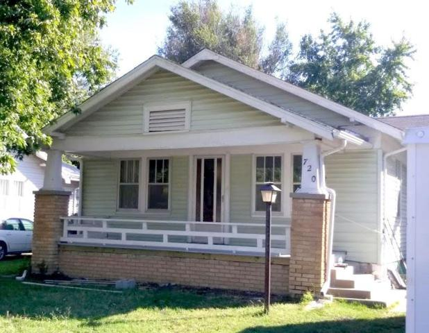 720 S Madison Ave, Wichita, KS 67211 (MLS #557502) :: Select Homes - Team Real Estate