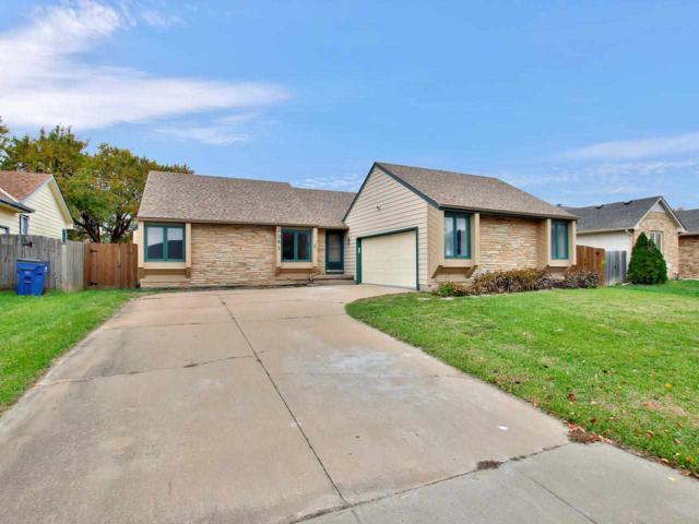 2341 S Cypress St, Wichita, KS 67207 (MLS #557519) :: On The Move
