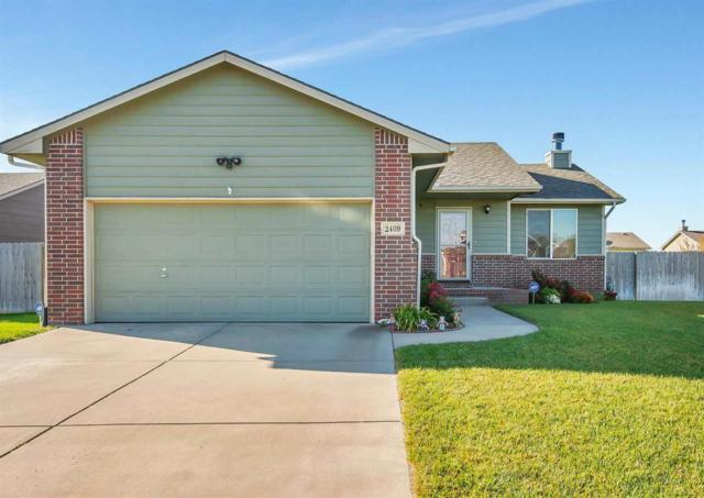 2409 E Spring Hill Ct, Goddard, KS 67052 (MLS #557572) :: Wichita Real Estate Connection
