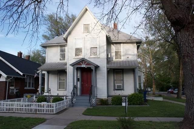 124 Allison, Newton, KS 67114 (MLS #557694) :: Keller Williams Hometown Partners