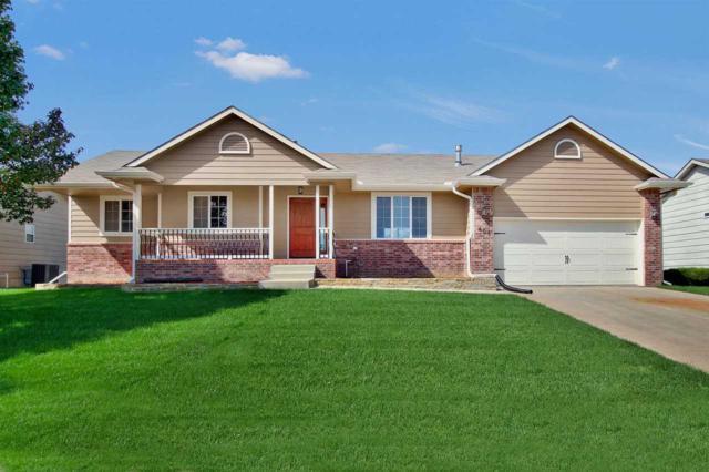 403 N Dowell, Wichita, KS 67206 (MLS #557783) :: On The Move