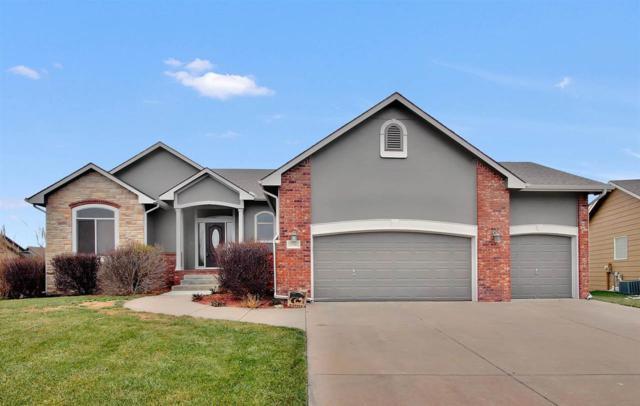 15702 E Camden Chase St, Wichita, KS 67228 (MLS #557863) :: On The Move