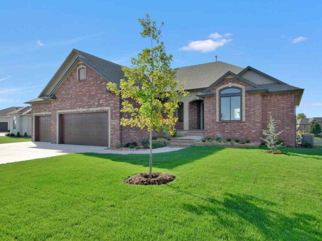 2909 W Crystal Beach, Wichita, KS 67204 (MLS #557911) :: On The Move