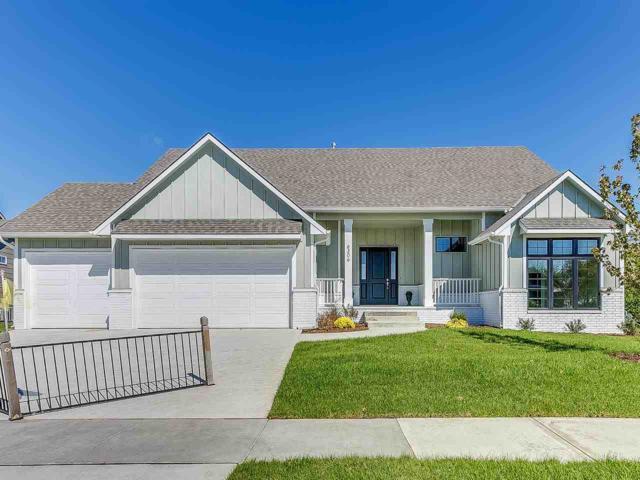 6306 W Driftwood St, Wichita, KS 67205 (MLS #557942) :: Lange Real Estate