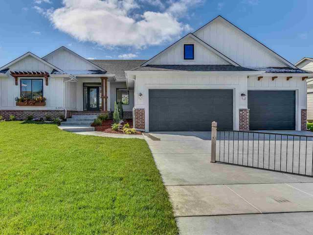 6305 W Driftwood, Wichita, KS 67205 (MLS #557946) :: Better Homes and Gardens Real Estate Alliance