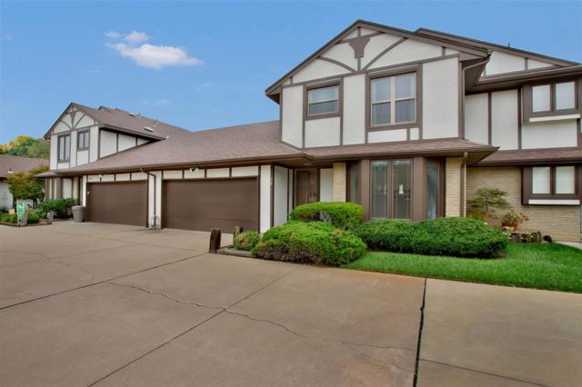 641 N Woodlawn, #26, Wichita, KS 67208 (MLS #558165) :: On The Move