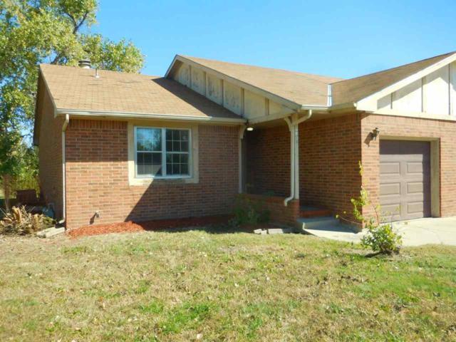 1820 N Winstead St, Wichita, KS 67206 (MLS #558191) :: On The Move