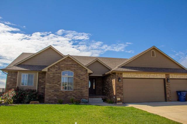 13409 E Bellechase St, Wichita, KS 67230 (MLS #558327) :: Better Homes and Gardens Real Estate Alliance