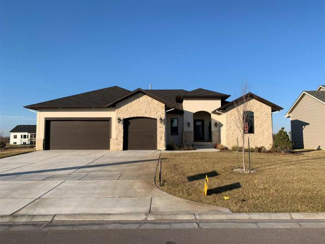 3875 N Estancia Court, Wichita, KS 67205 (MLS #558366) :: On The Move