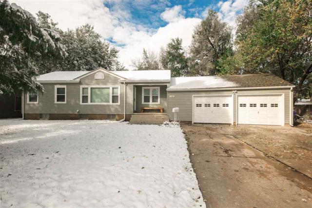 510 S Hartup St, Mcpherson, KS 67460 (MLS #558400) :: Wichita Real Estate Connection