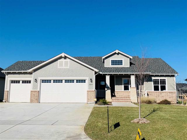 3879 N Estancia Court, Wichita, KS 67205 (MLS #558456) :: On The Move