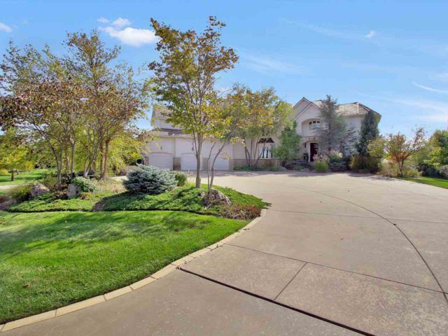 403 E Cedar Ridge Ct, Andover, KS 67002 (MLS #558528) :: On The Move