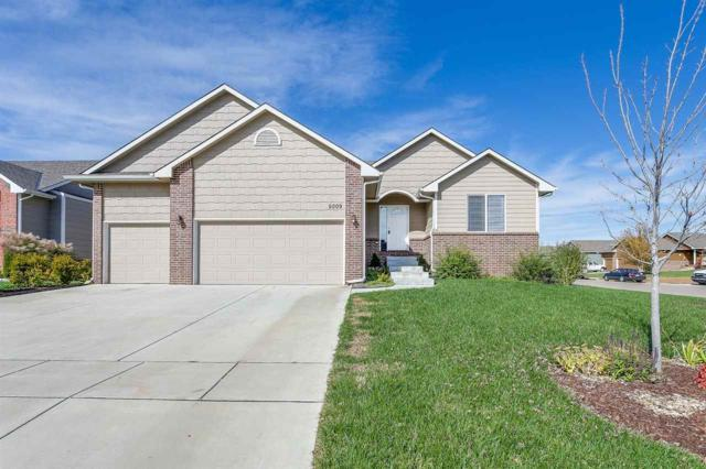 5009 N Marblefalls, Wichita, KS 67219 (MLS #558572) :: On The Move
