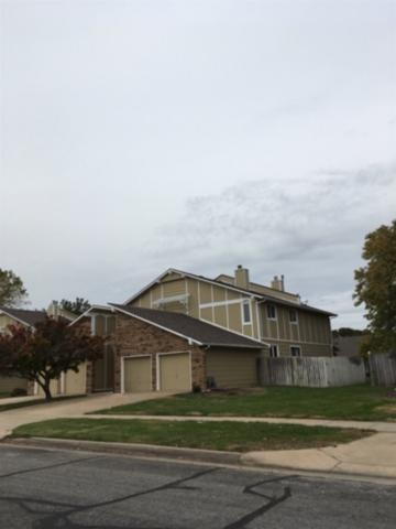 10514 W Texas St # 501, Wichita, KS 67209 (MLS #558768) :: On The Move