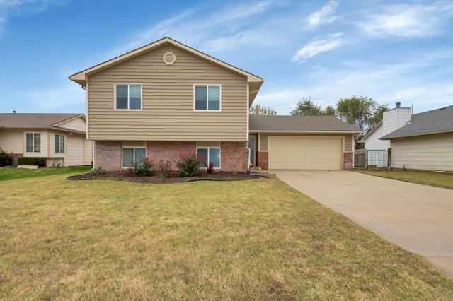 1500 Spring Cir, Haysville, KS 67060 (MLS #558905) :: Select Homes - Team Real Estate