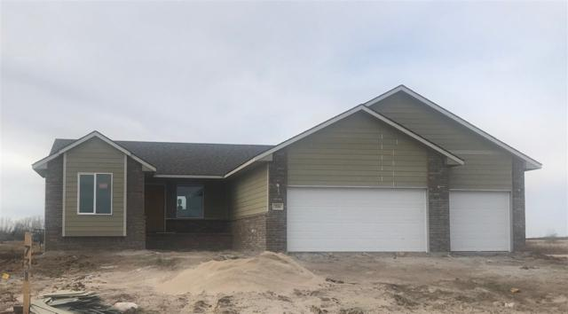 731 Lakeview Street, Haysville, KS 67060 (MLS #559057) :: On The Move