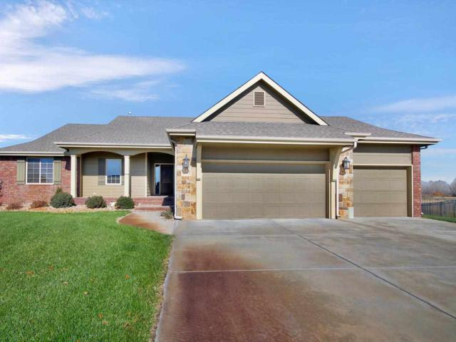 4744 N Emerald Ct, Maize, KS 67101 (MLS #559509) :: On The Move