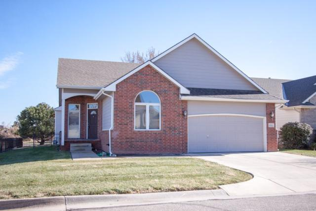 4540 N Barton Creek Ct, Wichita, KS 67226 (MLS #559599) :: On The Move