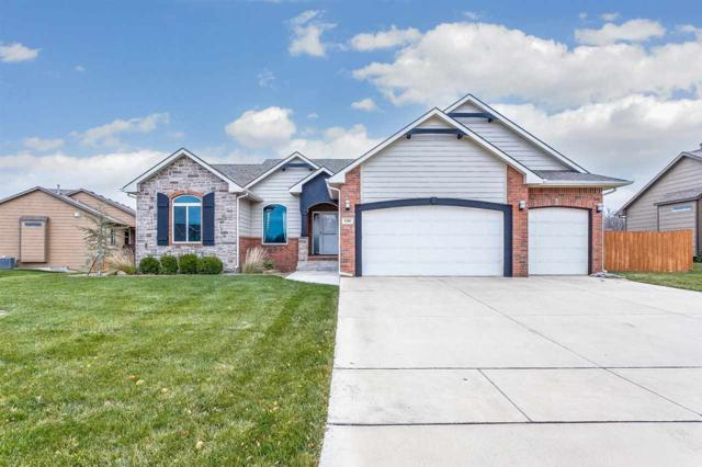 1501 N Obsidian Ct, Wichita, KS 67235 (MLS #559655) :: On The Move