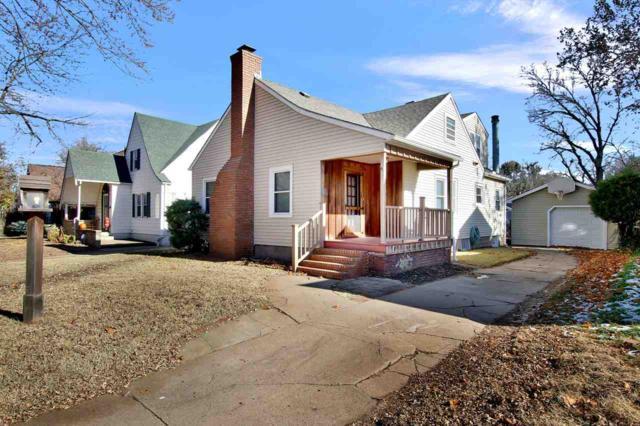 1448 N Coolidge Ave, Wichita, KS 67203 (MLS #559698) :: Wichita Real Estate Connection
