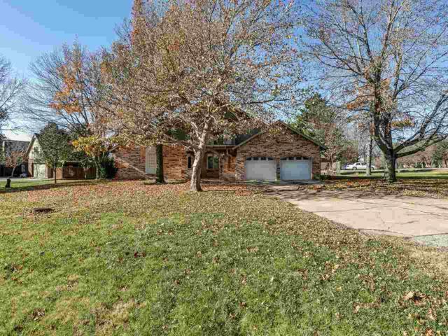 315 Wind Rows Lake Dr, Goddard, KS 67052 (MLS #559830) :: Wichita Real Estate Connection