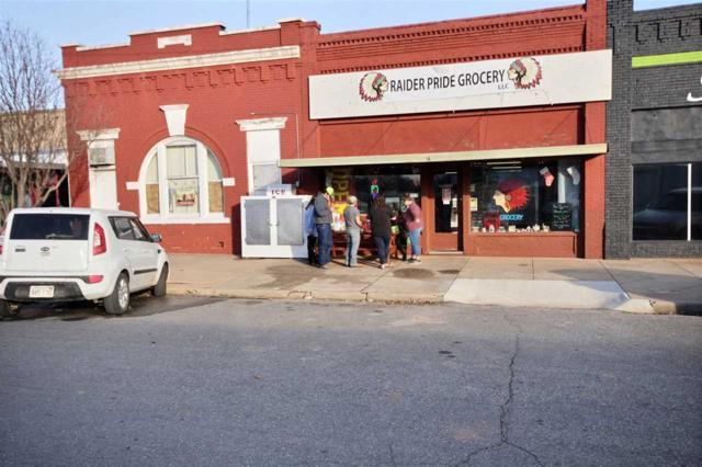 114 S Main St 112 S Main St, Argonia, KS 67004 (MLS #559870) :: Pinnacle Realty Group