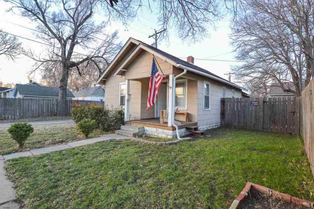 1710 W 1st N, Wichita, KS 67203 (MLS #559996) :: On The Move