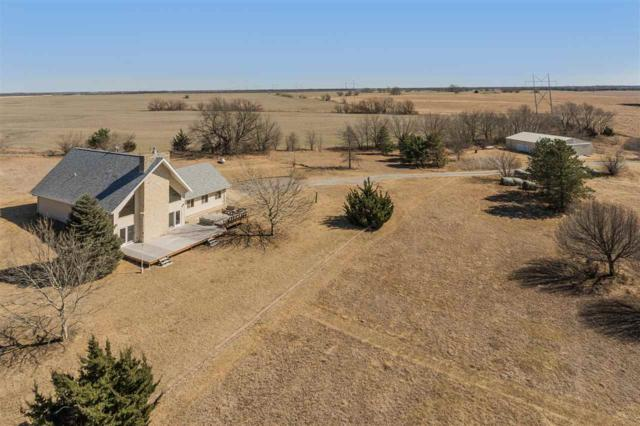 8928 S East Lake Rd, Whitewater, KS 67154 (MLS #560134) :: On The Move