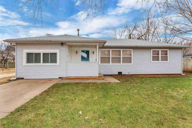 209 W 4th St, Haven, KS 67543 (MLS #560157) :: On The Move
