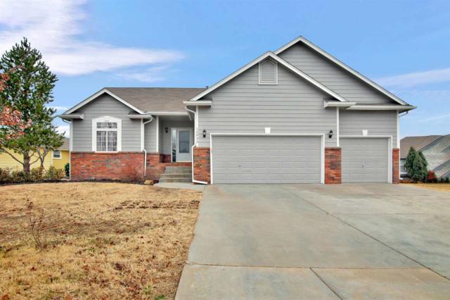 12033 E Laguna Ct, Wichita, KS 67207 (MLS #560410) :: On The Move
