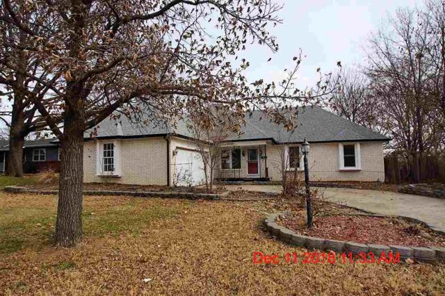612 N Rockford St, Derby, KS 67037 (MLS #560448) :: Wichita Real Estate Connection