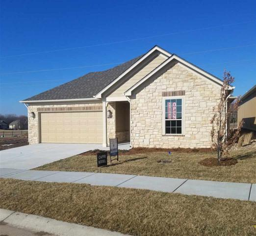 1012 N Clearlake, Derby, KS 67037 (MLS #560571) :: On The Move