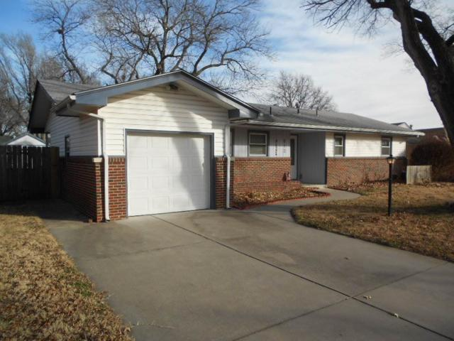 812 N Norman, Wichita, KS 67212 (MLS #560606) :: On The Move