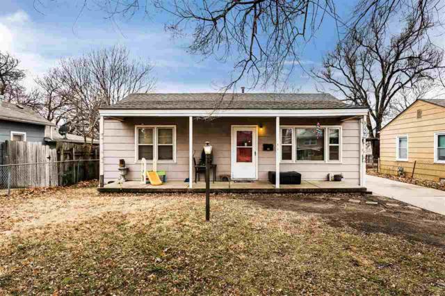 319 N Custer St, Wichita, KS 67203 (MLS #560833) :: On The Move