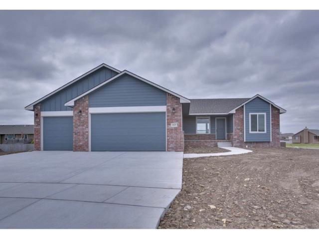 1413 N Orchid Ct., Andover, KS 67002 (MLS #561138) :: On The Move