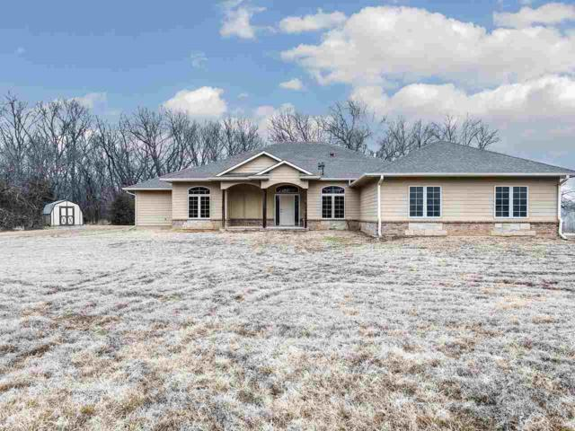 12220 SW 200th Street, Douglass, KS 67039 (MLS #561291) :: On The Move