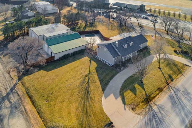 14725 S 30TH ST, Benton, KS 67017 (MLS #561438) :: Graham Realtors