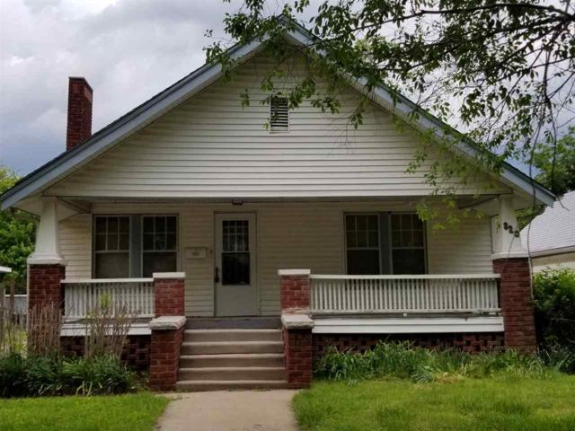 820 E 11th Ave, Winfield, KS 67156 (MLS #561547) :: On The Move