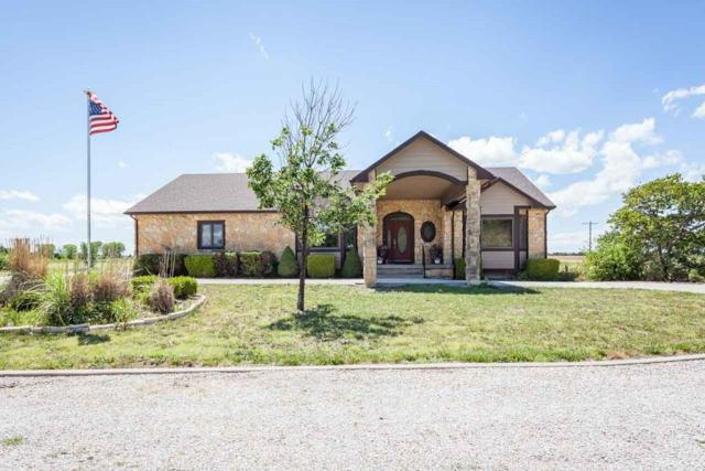 10155 N Hydraulic, Valley Center, KS 67147 (MLS #561798) :: Graham Realtors