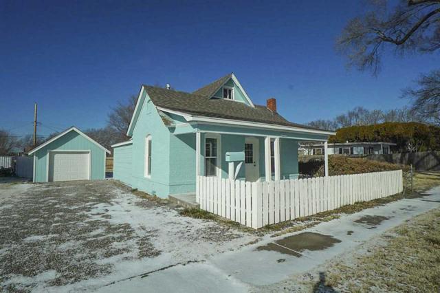 1821 S Exchange St, Wichita, KS 67213 (MLS #561844) :: On The Move
